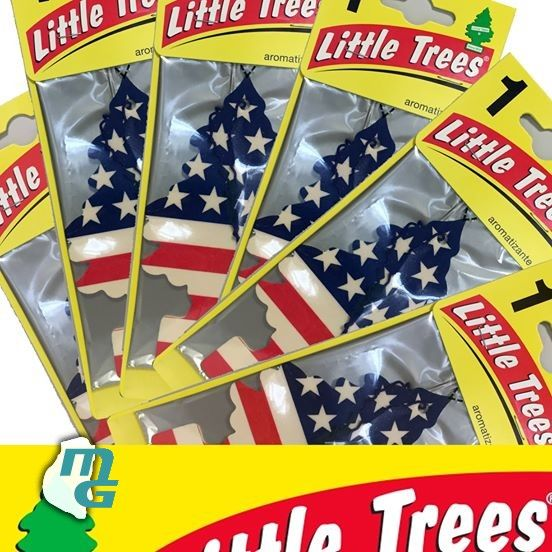 PINITOS DESODORANTE LITTLE TREES ORIGINALES USA X 24 U.